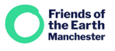 Manchester Friends of  the Earth logo