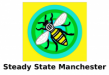 Steady state Manchester's logo